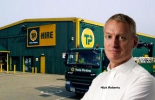 İngiliz İnşaat Malzemeleri Şirketi Travis Perkins...