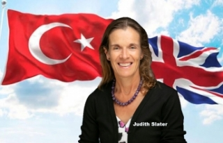 İngiltere'nin İstanbul Başkonsolosu Slater'dan...