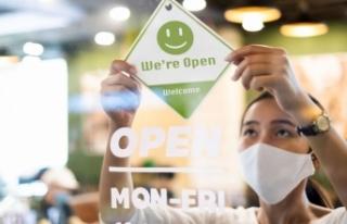 Restorant, Bar ve Kafeler Açıldı, Halk İlgisiz