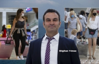 Antalya Havalimanı'nda Turizm Hareketliliği