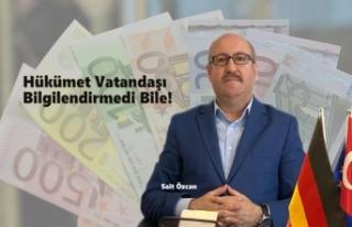 Avrupalı Türklerin Mali Veri Paylaşımına Tepkiler...