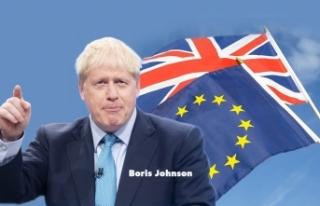 İngiltere Başbakanı Johnson'dan Brexit Sürecinin...