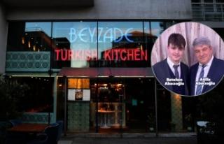 Londra'da Türk Mutfağının Parlayan Yıldızı;...