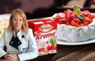 Président Kreması, Ak Gıda Bünyesinde Türkiye...