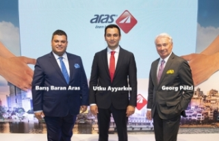 Aras Kargo'dan dağıtım altyapısına 1 milyar...