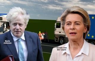 AB Ve İngiltere Ticaret Anlaşması'nın Ayrıntıları...