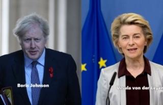 Avrupa Birliği İle İngiltere Arasında 'Ticaret...