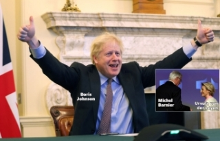 Avrupa Birliği İle İngiltere Ticaret Anlaşmasında...