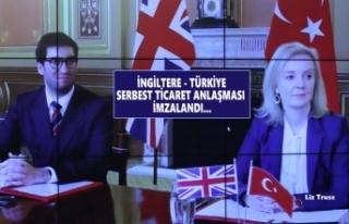 İngiltere'nin Hedefi, Türkiye İle Daha İddialı...