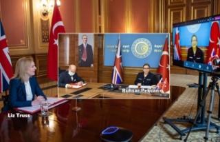 Türkiye ile İngiltere ticaretinde karşılıklı...