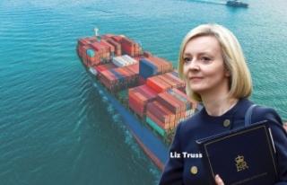 Türkiye ve İngiltere serbest ticaret anlaşması...