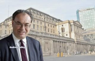 Merkez Bankası Başkanı Bailey, İngiltere Ekonomisinin...
