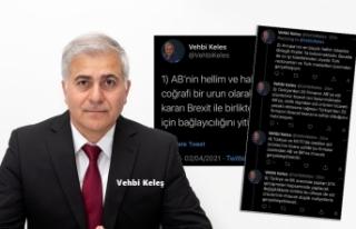 AB'nin 'Hellim' Tescili Birleşik Krallık'ı...
