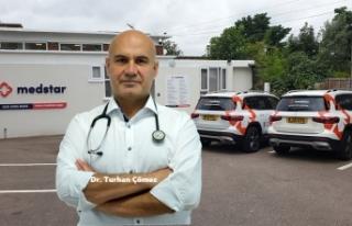 Birleşik Krallık tam teşekküllü bir sağlık...