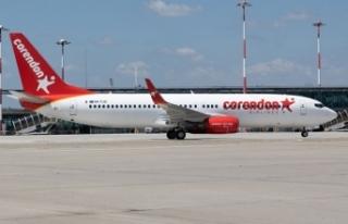 Corendon Airlines, Avrupa ülkelerinden seferlerini...