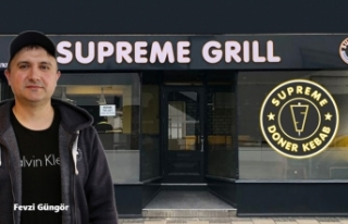 Döner Kebap, İngiltere'de 'Supreme' Kalitesiyle...