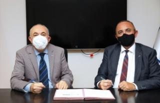 ENSİA, Yaşar Üniversitesi ile iş birliği protokolü...