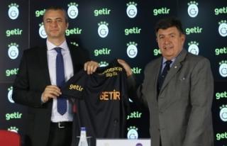 Galatasaray, Getir firmasıyla sponsorluk anlaşması...