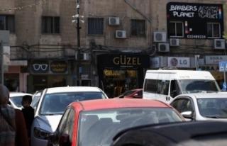 Kudüs'te iş yerlerine Türkçe isim yaygınlaşıyor