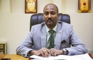Sudan Hayvancılık Bakanı Abdunnebi'den mesaj...