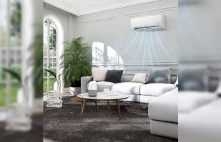 UV Nano teknolojili LG UV Sirius klima ile temiz ve...