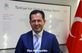 Altunyaldız: Türkiye, 'yeşil dönüşüm'ü...