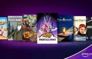 Amazon Prime Gaming'in eylül ayı ücretsiz...