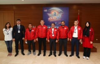 Deneyap eğitim programları Azerbaycan'da da uygulanacak