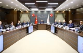 Finansal İstikrar Komitesi, Bakan Elvan Başkanlığında...
