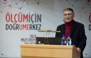 Nobel ödüllü bilim insanı Aziz Sancar'dan...