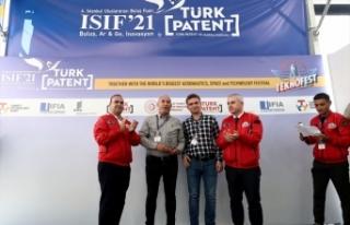 TEKNOFEST'te 6. İstanbul Uluslararası Buluş...