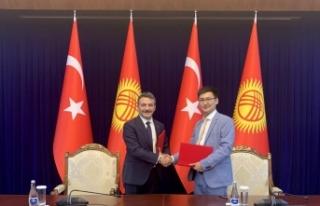 Türkiye, kamu-özel sektör deneyimlerini Kırgızistan'a...