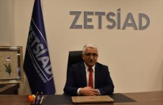 Zeytinburnu'ndaki tekstilcilerin 2021 ihracat hedefi...