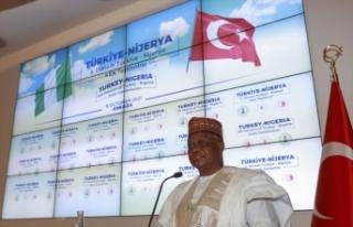 Türkiye-Nijerya Karma Ekonomik Komisyonu Toplantısı