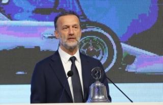 """Borsa İstanbul'da gong """"Formula 1 Rolex Turkish..."""