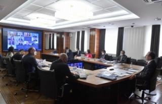 Türkiye-Almanya JETCO İkinci Dönem Toplantısı...