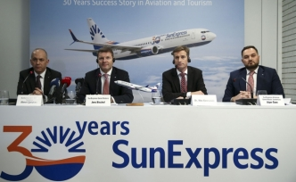 SunExpress, 2019'da 1,4 Milyar Euro Gelir Açıkladı