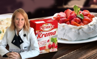 Président Kreması, Ak Gıda Bünyesinde  Türkiye Pazarında