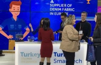 Türk eğitim ve teknoloji şirketleri Londra'da Bett Show'da