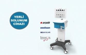 İşte Türkiye'nin Ürettiği Yerli Solunum Cihazı