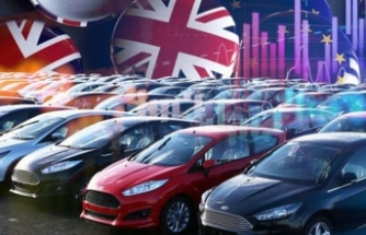 İngiltere'de otomobil üretimi dibe vurdu