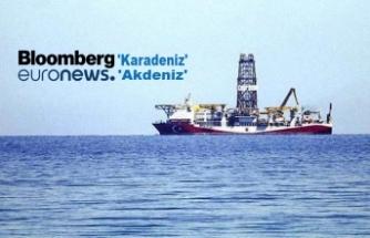 """Erdoğan'ın 'Müjdesi'ni Yabancı Medya """"Türkiye, Enerji Kaynağı Keşfetti"""" Diye Duyurdu"""