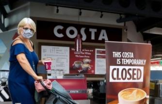 İngiliz kahve zinciri Costa Coffee finans krizinde