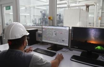 """Tokat'ta """"Çamurdan Elektrik Üretimi Tesisi""""ni açtı"""