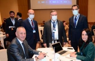 TİM, 19 ay sonra ilk fiziki ticaret heyet programını Azerbaycan'da gerçekleştirdi