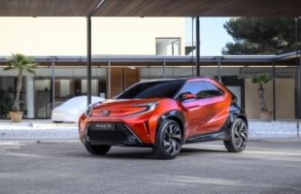"""Toyota'nın yeni Crossover'ı """"Aygo X"""", görücüye çıkıyor"""