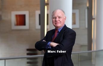 Ünlü yatırımcı Marc Faber, Türkiye'de yatırım fırsatları için konuştu