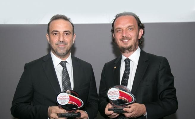 The Loyalty Magazine Ödülleri'nden İkisi Turkcell'e