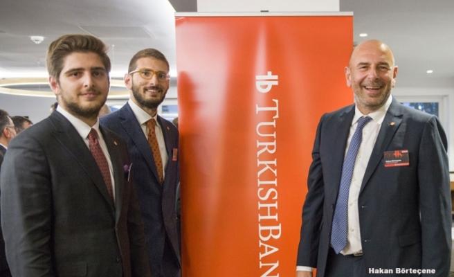 Finans Dünyası, Turkish Bank'ın Londra Davetinde Buluştu