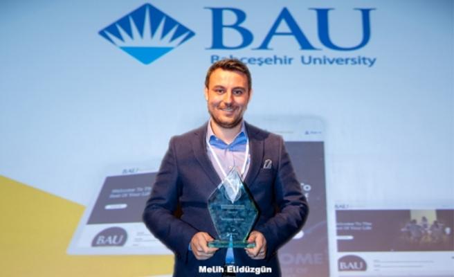 BAU Global'e Londra'dan 'Üstün Platform Yönetimi' Ödülü